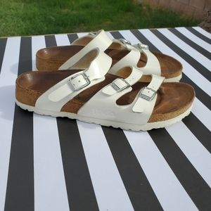 Birkies sandals
